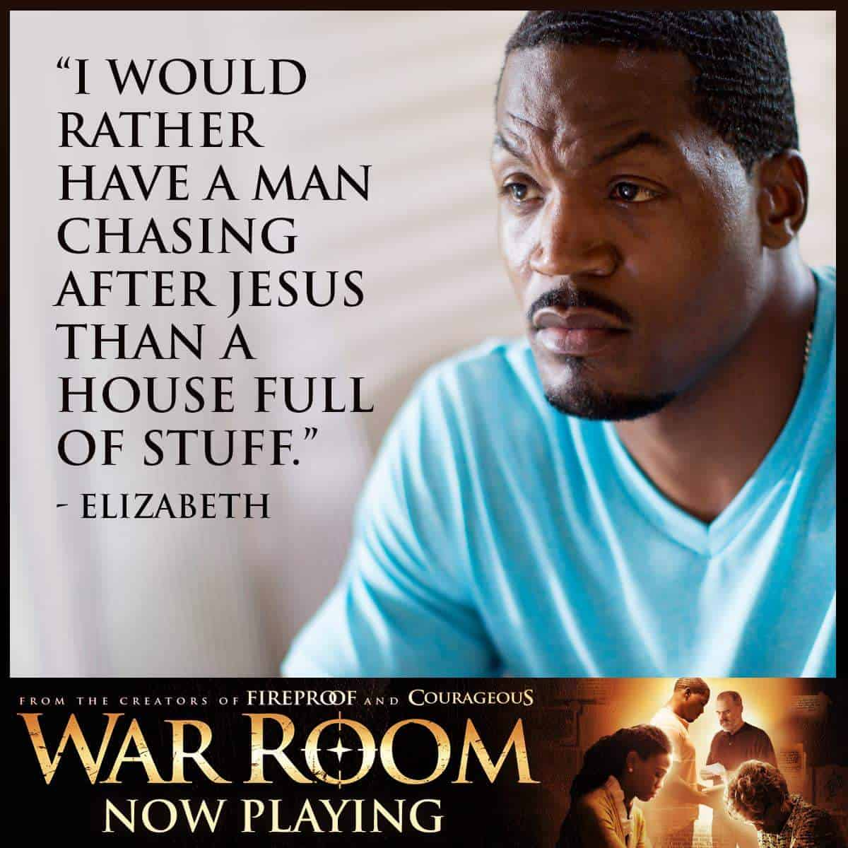 Reviews By Rayna: War Room